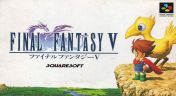 Cover Final Fantasy V