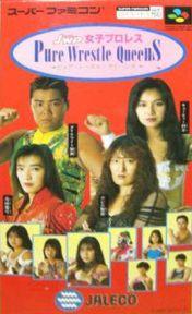 Cover JWP Joshi Pro Wrestling: Pure Wrestle Queens