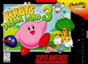 Cover Kirby's Dream Land 3