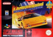 Cover Lamborghini - American Challenge