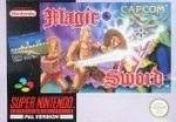 Cover Magic Sword