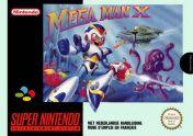 Cover Mega Man X