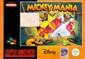 Cover Mickey Mania: The Timeless Adventures of Mickey Mouse (Snes)