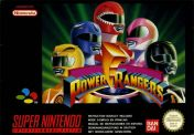 Cover Mighty Morphin Power Rangers