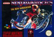 Cover Ninja Warriors