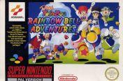Cover Pop'n TwinBee: Rainbow Bell Adventures