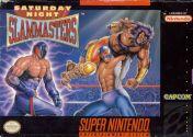 Cover Saturday Night Slam Masters