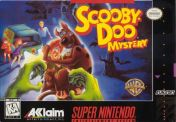 Cover Scooby-Doo Mystery