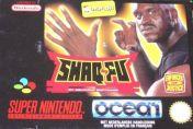Cover Shaq-Fu