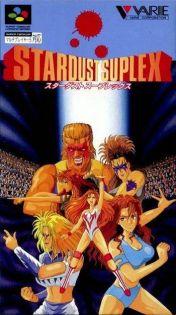 Cover Stardust Suplex