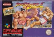 Cover Street Fighter II Turbo