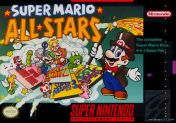 Cover Super Mario All-Stars
