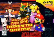 Cover Super Mario RPG: Legend of the Seven Stars