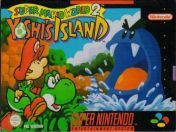 Cover Super Mario World 2: Yoshi's Island