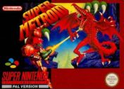 Cover Super Metroid (Snes)