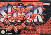 Cover Super Street Fighter II