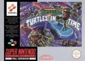 Cover Teenage Mutant Ninja Turtles IV: Turtles in Time