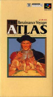Cover The Atlas