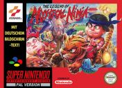 Cover The Legend of the Mystical Ninja