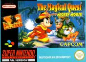 Cover The Magical Quest starring Mickey Mouse