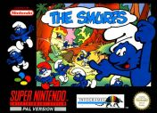 Cover The Smurfs (Snes)