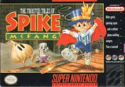 Cover The Twisted Tales of Spike McFang