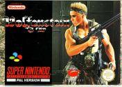 Cover Wolfenstein 3D (Snes)