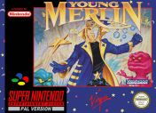 Cover Young Merlin (Snes)