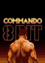 Cover 8-Bit Commando