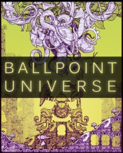 Cover Ballpoint Universe Infinite
