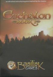 Cover Eschalon: Book I