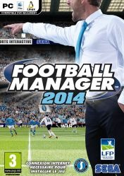 Cover Football Manager 2014