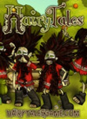 Cover Hairy Tales