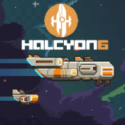 Cover Halcyon 6: Starbase Commander