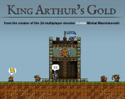 Cover King Arthur's Gold