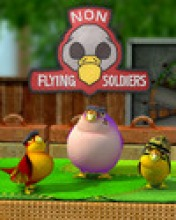 Cover Non Flying Soldiers