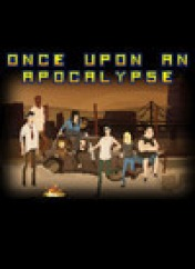Cover Once Upon an Apocalypse