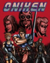 Cover Oniken