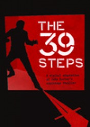 Cover The 39 Steps