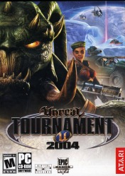 Cover Unreal Tournament 2004