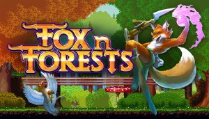 Cover FOX n FORESTS