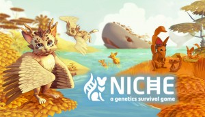 Cover Niche: a genetics survival game
