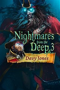 Cover Nightmares from the Deep 3: Davy Jones