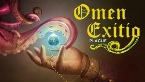 Cover Omen Exitio: Plague