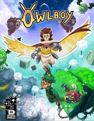 Cover Owlboy (Linux)