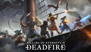 Cover Pillars of Eternity II: Deadfire