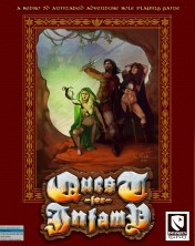 Cover Quest for Infamy