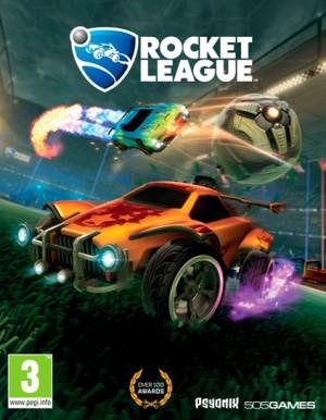 Cover Rocket League