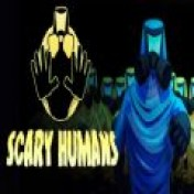 Cover Scary Humans