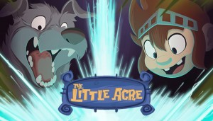 Cover The Little Acre